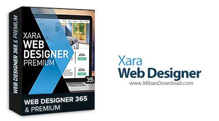 Xara Web Designer icon دانلود Xara Web Designer نرم افزار طراحی وب