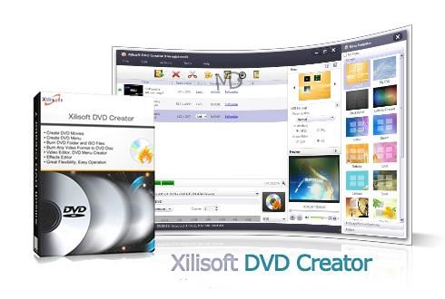 Xilisoft DVD Creator2 دانلود نرم افزار رایت و تبدیل دی وی دی Xilisoft DVD Creator 7.1.3.20131111