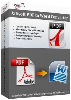 Xilisoft PDF to Word Converter  نرم افزار تبدیل PDF به Word