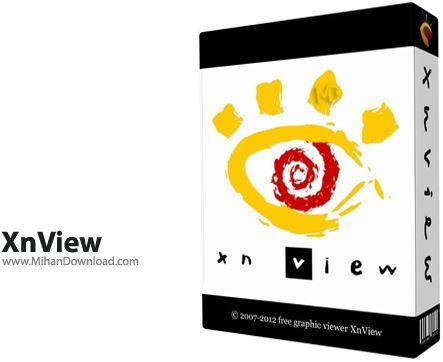 XnView نرم افزار مدیریت عکس XnView 2 20