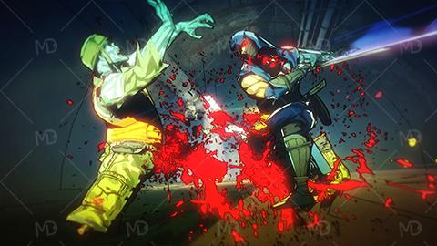 Yaiba Ninja Gaiden Z 2 دانلود بازی نینجا ها Yaiba Ninja Gaiden