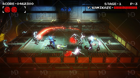 Yaiba Ninja Gaiden Z 4 دانلود بازی نینجا ها Yaiba Ninja Gaiden