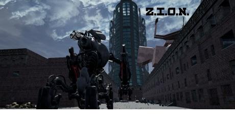 ZION دانلود بازی Zion برای کامپیوتر