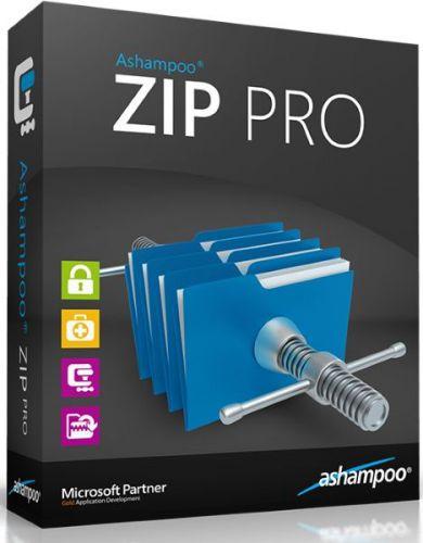 ZIP دانلود Ashampoo ZIP Pro 1.0.0 DC 11.02.2015