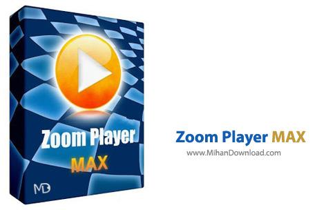 Zoom Player MAX1 دانلود Zoom Player MAX 12.5 Beta3 نرم افزار پخش فایل های صوتی و تصویری