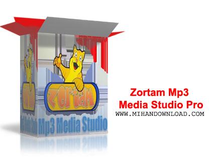 Zortam Mp3 Media Studio Pro دانلود نرم افزار مدیریت و سازماندهی فایل های Zortam Mp3 Media Studio Pro v22.90