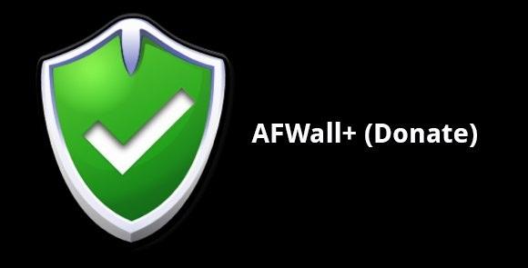 afwalldonate 1 دانلود نرم افزار فایروال اینترنت آندروید