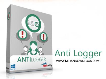 anti logger دانلود نرم افزار محافظت از سیستم در برابر بد افزار ها Abelssoft AntiLogger 2018 v2.1