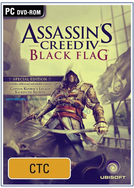 assassins دانلود بازی اساسینز کرید Assassins Creed IV Black Flag نسخه ی کامپیوتر