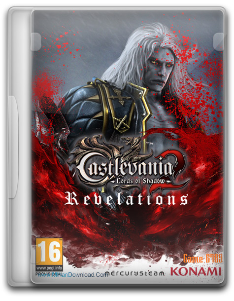 astlevania Lords of Shadow 2 Update1 1 دانلود بازی ارباب سایه Castlevania Lords of Shadow 2