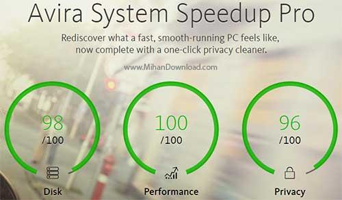 avira system speedup دانلود Avira System Speedup نرم افزار افزایش سرعت کامپیوتر
