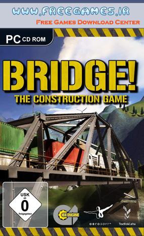bridge the 1 دانلود Bridge the Construction بازی پل سازی برای کامپیوتر