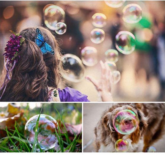bubble دانلود والپیپرهای حباب