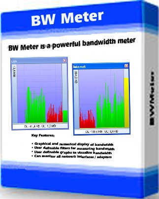 bwmeter mihandownload دانلود BWMeter 7.2.3 نرم افزار کنترل پهنای باند برای ویندوز