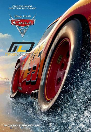 cars دانلود قسمت سوم انیمیشن سینمایی ماشین ها Cars 3 2017