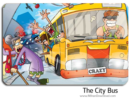 citybus دانلود بازی The City Bus برای کامپیوتر
