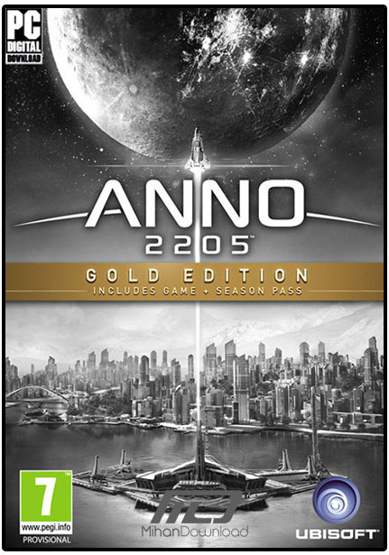 cover1 دانلود بازی Anno 2205 برای کامپیوتر