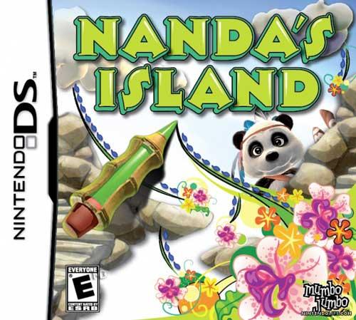 cover large دانلود بازی کم حجم و دخترانه جزیره ناندا Nandas Island