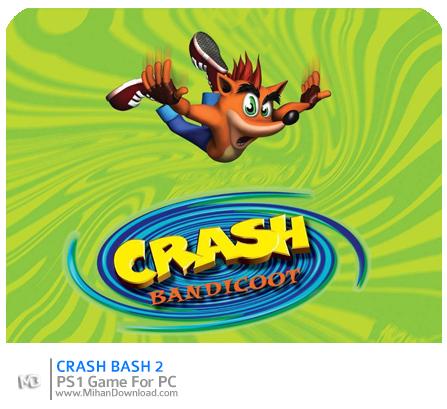 crash2 دانلود بازی های PS1 برای کامپیوتر : Crash Bandicoot 2