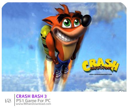 crash3 دانلود بازی های PS1 برای کامپیوتر : Crash Bandicoot 3