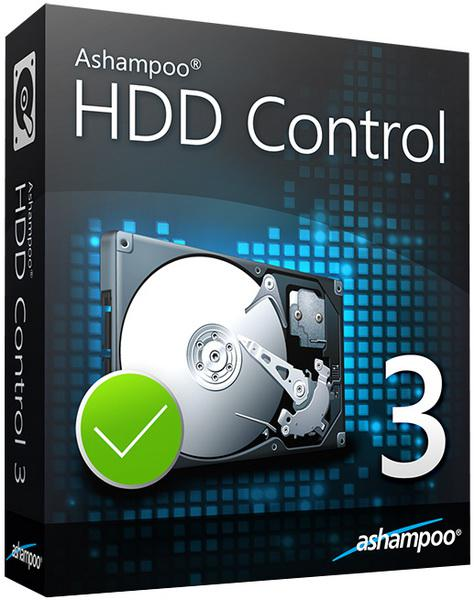 دانلود Ashampoo HDD Control 3.10.00 DC 28.07.2015 نرم افزار نظارت بر وضعیت هارد دیسک