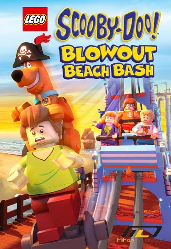 dc lego scopy دانلود انیمیشن Lego Scooby Doo Blowout Beach Bash 2017