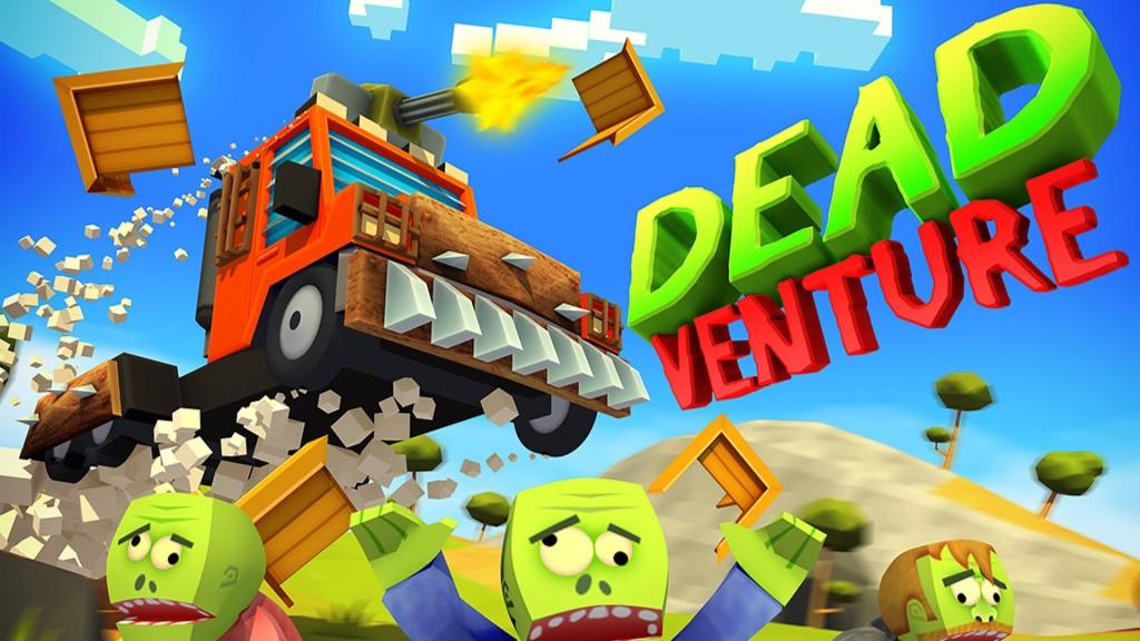 dead venture icon 1024x576 دانلود بازی اتومبیل سواری کشتن زامبی آندروید