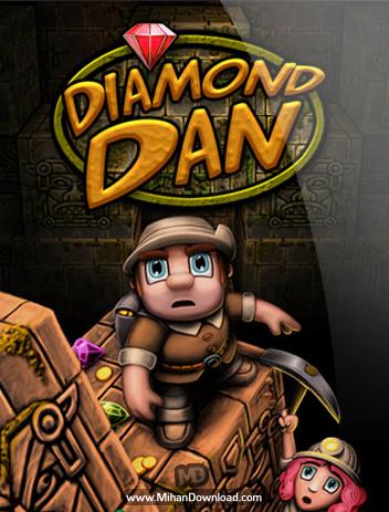 diamond dan دانلود بازی کاشفان الماس Diamond Dan