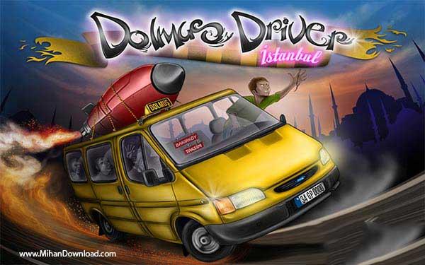 dolmus driver دانلود Dolmus Driver بازی رانندگی تاکسی برای آندروید