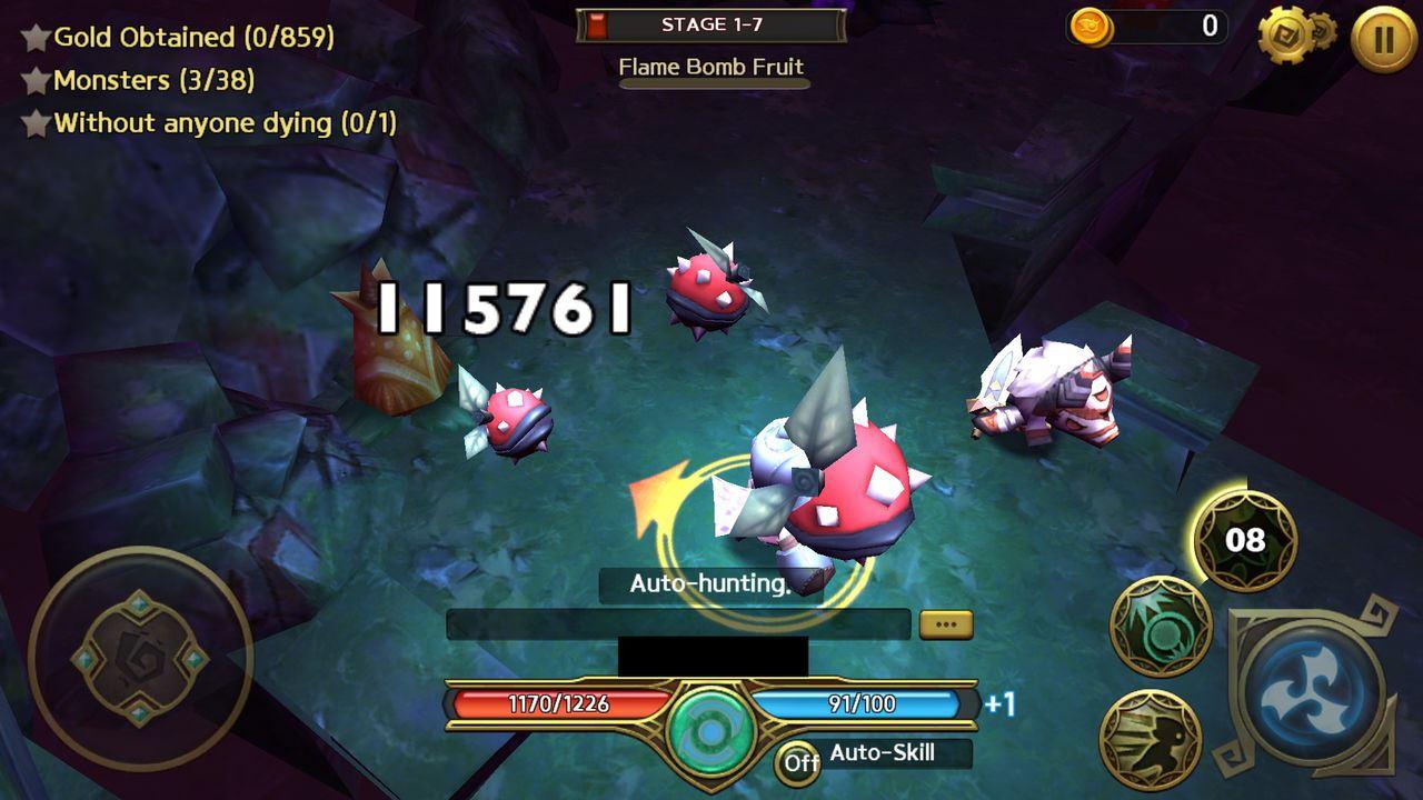 dragon دانلود بازی ماجراجویی Dragon Nest Labyrinth v1.0.2 اندروید