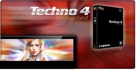 دانلود نرم افزار ساخت موزیک eJay Techno 4 Reloaded 4.02.0017