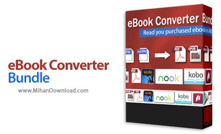 ebook converter bundle دانلود eBook Converter Bundle نرم افزار تبدیل کتاب های الکترونیک