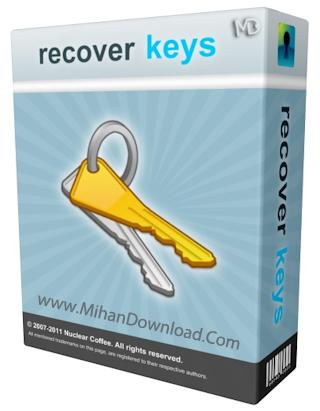 f7ea03e0ba634bf501a4a23c483 دانلود Nuclear Coffee Recover Keys 7 0 3 87 نرم افزار بازیابی و ذخیره سازی سریال نرم افزارها