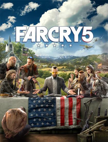 far cry 5 دانلود بازی Far Cry 5 برای کامپیوتر