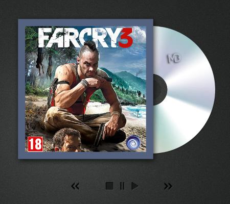 farcry 3 موسیقی متن بسیار زیبا و جذاب بازی «فارکرای 3»   برایان تایلر