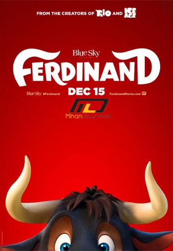 ferdinand دانلود انیمیشن Ferdinand 2017