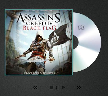 "fff موسیقی متن بازی "" کیش یک آدمکش 4: پرچم سیاه ""   برایان تایلر"