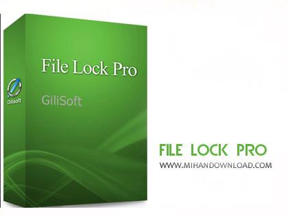 file lock pro دانلود نرم افزار رمزگذاری فایل ها و درایو های سیستم GiliSoft File Lock Pro v11.0.0
