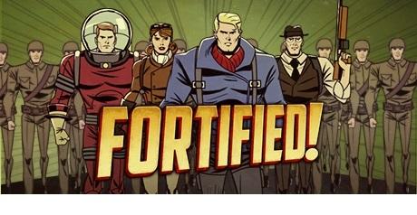 fortified دانلود بازی Fortified برای کامپیوتر
