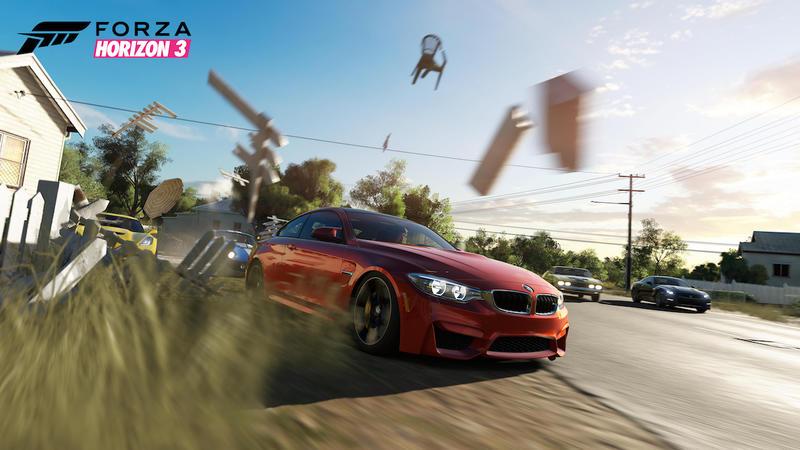 forza horizon3 smash دانلود بازی Forza Horizon 3 برای کامپیوتر + نقد و بررسی اختصاصی