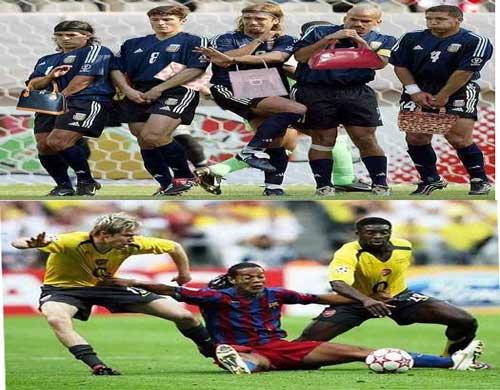 funny خنده دار ترین صحنه های فوتبالی