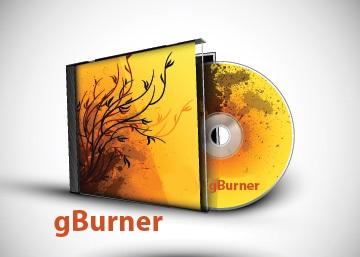 gBurner دانلود نرم افزار رایت لوح های فشرده gBurner v3 5 2013