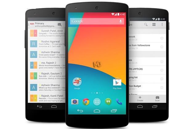 gn5 گوشی گوگل نکسوس Google Nexus 5