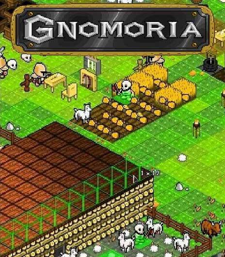 gog دانلود بازی استراتژیکی مدیریت روستا Gnomoria برای کامپیوتر