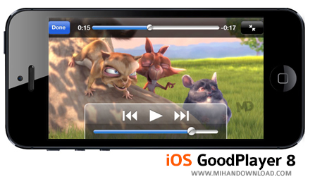 goodplayer دانلود نرم افزار GoodPlayer برای آیفون