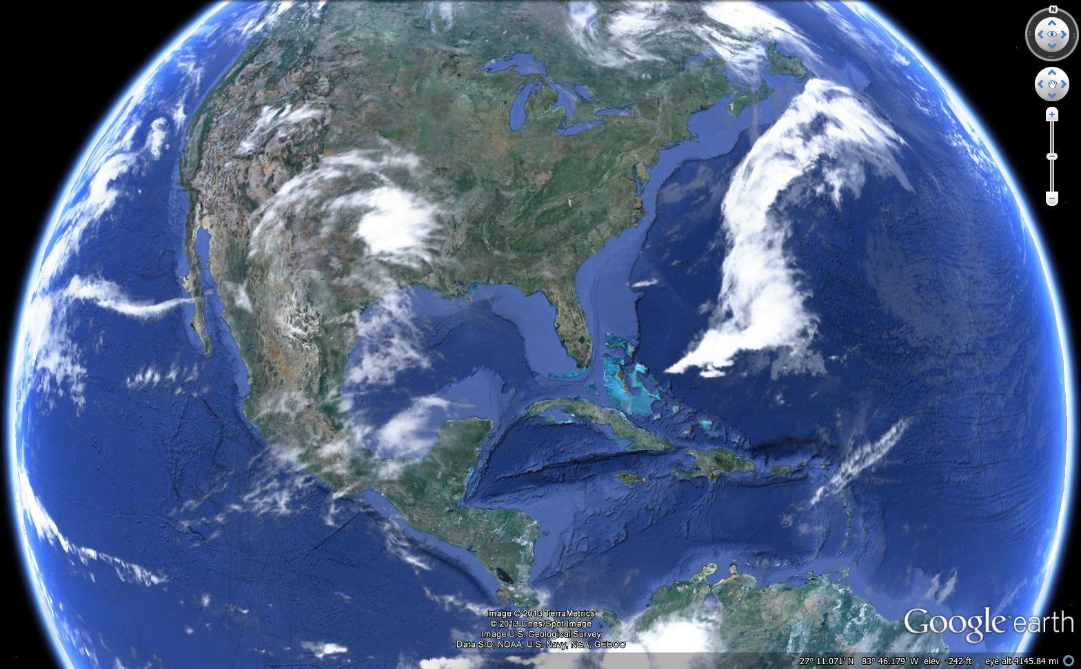 عکس کره خاکی زمین