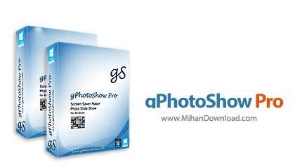 gphotoshow pro دانلود gPhotoShow Pro نرم افزار ساخت اسلایدشو و اسکرین سیور