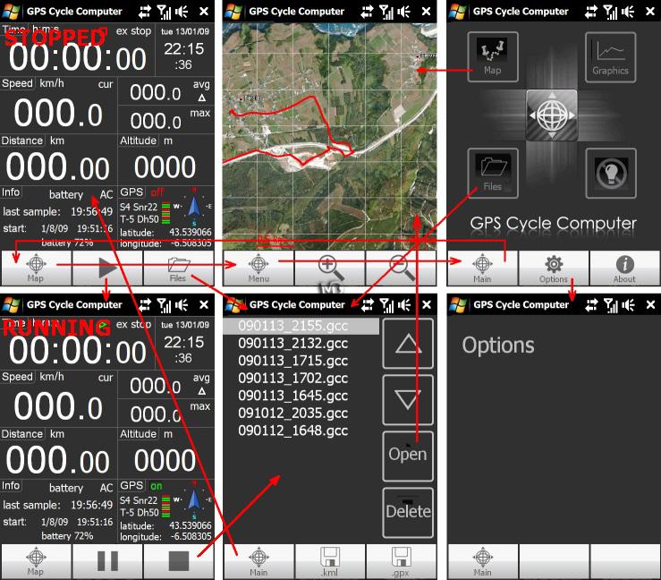 gps دانلود نرم افزار کاربردی مکان یاب برای پاکت پی سی