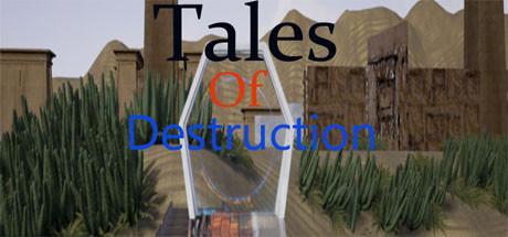 header25 دانلود بازی داستان های تخریب Tales of Destruction برای کامپیوتر
