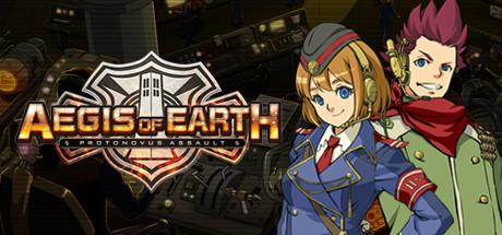header27 دانلود بازی یورش به زمین Aegis of Earth Protonovus Assault برای کامپیوتر